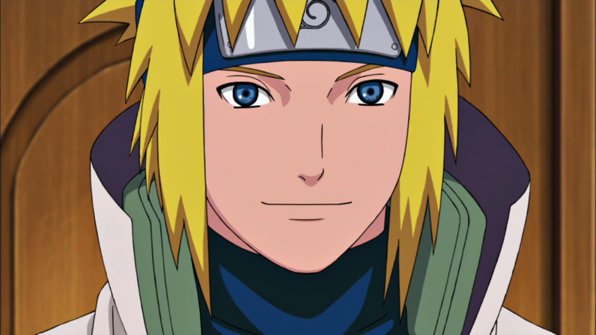 Descargar fondo de pantalla Naruto Shippuden - Cuarto Hokage ...