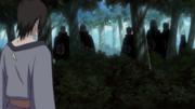Pain confronts Utakata