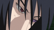 Sasuke declara que ejecutará a los Cinco Kages