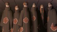 Seis Caminos del Dolor de Nagato Anime