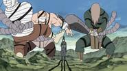Shikamaru prende os Doki (Guerra)
