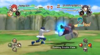 Dashing Double Palm
