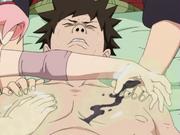 Jutsu Extracción de Enfermedad Anime