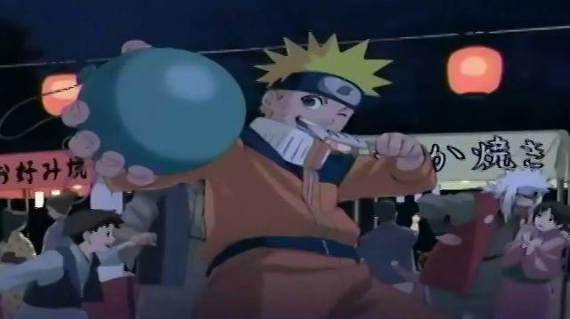Naruto Opening 4- GO! Fighting Dreamers HD