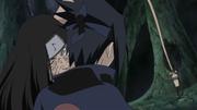 OrochimaruSasukeDeathForest