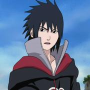 Sasuke en akatsuki
