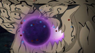 Shukaku's Tailed Beast Ball