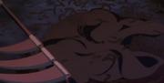 El clon de Hidan es derrotado