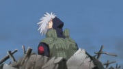 Kakashi Defeated by Pain