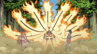 Naruto Protects Kids
