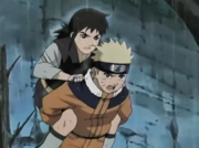 Naruto ajuda Idate