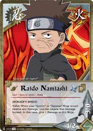 Raido Namiashi TP2