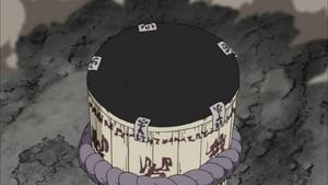 Método de Sellado Oscuro Anime