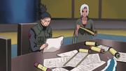 Shikaku and Mabui analysing data
