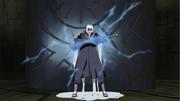 Suigetsu preso na espada