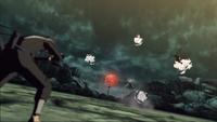 Transformação do Clone das Sombras (Hiruzen - Game)
