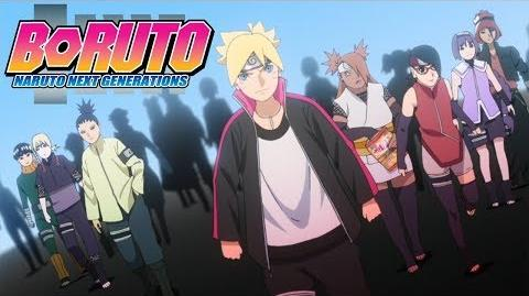 Boruto Naruto Next Generations - Official Ending 6 Laika