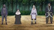 Chūkichi y Escuadrón de Refuerzos