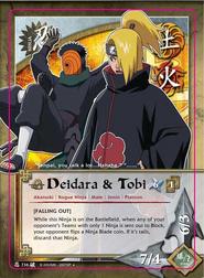 Deidara y Tobi BP