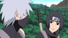 Kakashi és Itachi