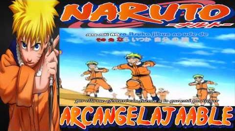 Naruto Opening 3 Sub Español
