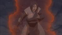 Sora Initial Jinchuriki Form