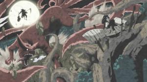 Hashirama vs Madara
