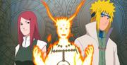 Los Soles de Naruto, Kushina Uzumaki y Minato Namikaze