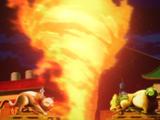 Стихия Огня: Кремниевый Ягура