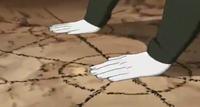 Invocação Rashomon (Orochimaru - Anime)