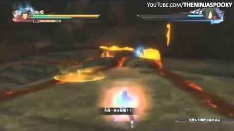 Naruto Shippuden Ultimate Ninja Storm 4 Hashirama vs Madara Boss Battle Teaser!