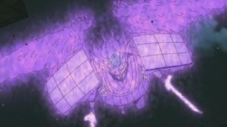 Sasuke's Complete Susanoo