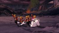 Shuriken de Todas Direções (Boruto - Game)