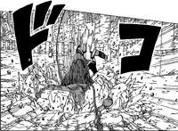 Técnica do Tamanho Múltiplo Parcial (Chōchō - Mangá)