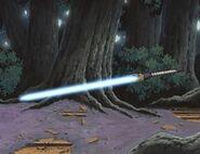 Espada Kusanagi - Larga Espada de los Cielos