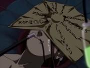 Kimimaro llorando por no ser útil a Orochimaru