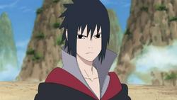 Sasuke nel villaggio della nebbia