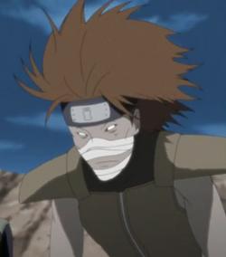 Shinobi Resucitado de pelo largo de Sunagakure
