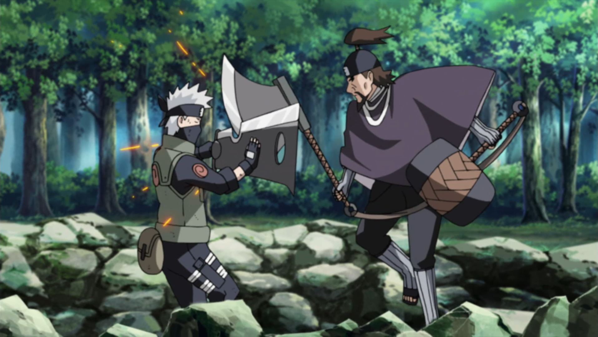 The Helmet Splitter: Jinin Akebino! | Narutopedia | FANDOM