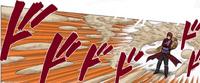 Tiros Sucessivos Chuvisco de Areia (Mangá)