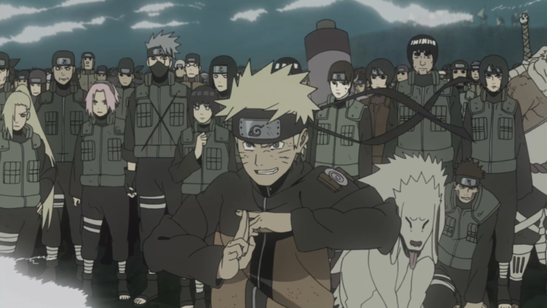 The Allied Shinobi Forces Technique | Narutopedia | FANDOM