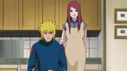 Minato y Kushina