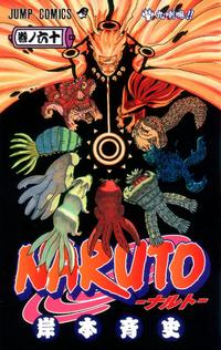 Naruto Volumen 60