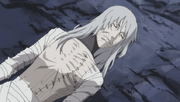 Hiruko derrotado