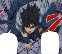 Invocação de Sasuke (Mangá)