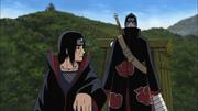 Kisame e Itachi