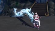 Liberação de Água - Técnica do Dragão de Água Triplicado