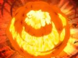 Liberação de Explosão
