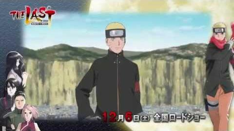 Naruto Shippuuden Opening 16 - The last, Naruto The Movie Version