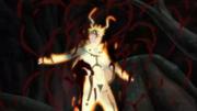 Naruto logra controlar parcialmente al Nueve Colas